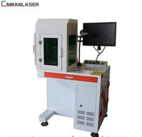 Air Cooling Combinet 20w 30w Metal Card Plastic Co2 Laser Marking Machine in Liaocheng