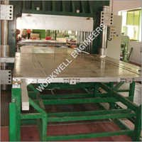 PTFE Sheet Moulding Press