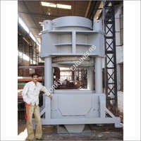 Abrasive Wheel Moulding press 2000 ton
