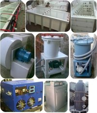 Electroplating Plants And Equipments