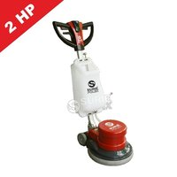 2 Hp Single Disc Diamond Polisher