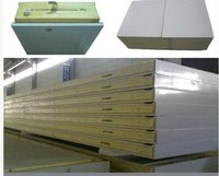 Industrial Pu Cold Room Storage Panel For Fruits And Vegetables