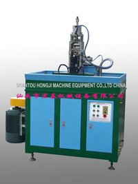 Double Disc Circle Polish-Grinding Machine