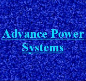 ADVANCE POWER SYSTEMS