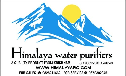 Himalaya water purifiers
