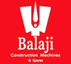 BALAJI CONSTRUCTION MACHINES AND SPARES