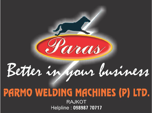 PARMO WELDING MACHINES PVT. LTD.