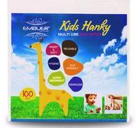 Embuer Kids Hanky 100pcs