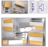 Demountable Drywall Solid Partition