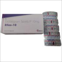 Escitalopram Tablets IP 10mg