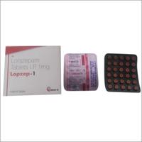 Lorazepam Tablets IP 1mg