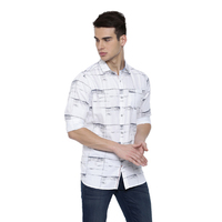 Brushed cotton Rb Casual Shirts