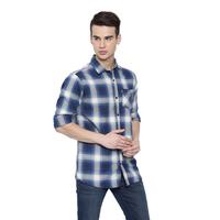Elite Printed Casual Checked Shirt