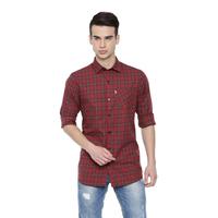 Premium Red Casual Shirts