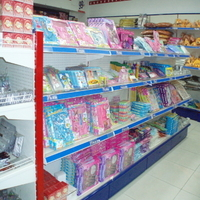 Inside Franchise Store