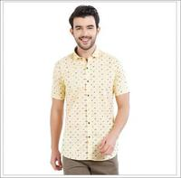 Men Designer Print Shirt