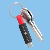 钥匙圈通用充电线