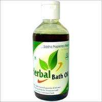 Herbal Bath Oil