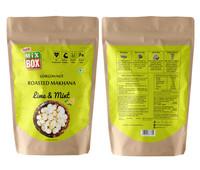Roasted Makhana Lime and Mint