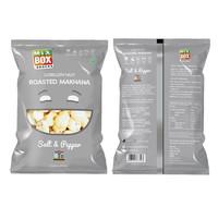 Salt n Pepper Roasted Makhana