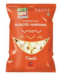 Roasted Makhana Tomato