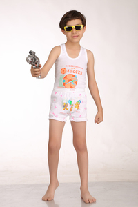 Boys Vest and Bloomer