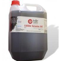 Cold Pressed Black Sesame Oil (5 Liter)