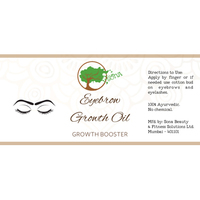 EYEBROW GROWTH OIL
