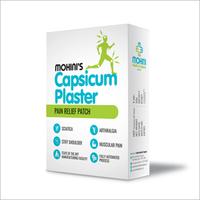 Capsicum Plasters