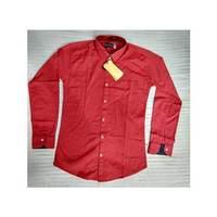 Men Red Shirts