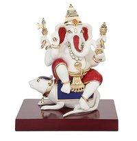 Lord Ganesha Resin Idols