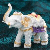 Resin Elephant Statue