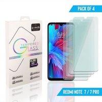 Redmi Note 7-7 Pro钢化玻璃(4包)