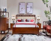 China Wood Bedroom Furniture