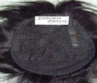 印度头发补丁