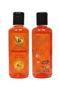 Fresh Apricot Refreshing Face Wash