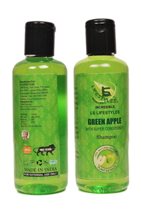 Green Apple With Supar Conditioner