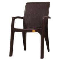 Plastic Back Chair