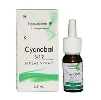 Vitamin B12 Nasal Spray