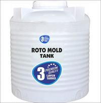 3 Layer Roto Mold Tank