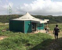 Hexagaon Tents