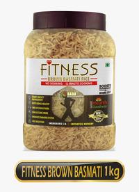 Fitness Brown Basmati Rice