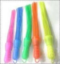 Plastic Bristle Cleaning Broom