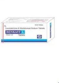 Levocetirizine and Montelukast Sodium Tablets