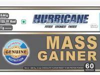 HURRICANE MASS GAINER