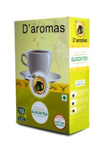 D'aromas Elaichi Tea