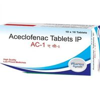 Aceclofenac Tablets IP
