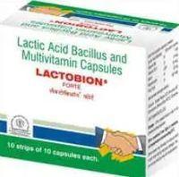 Lactic Acid Bacillus And Multivitamin Capsules