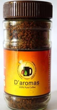 D'aromas 100% Pure Coffee