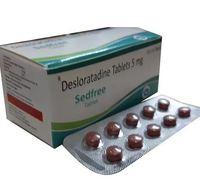 5 mg Desloratadine Tablets